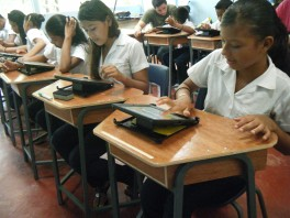 Tablet Lab in Costa Rica